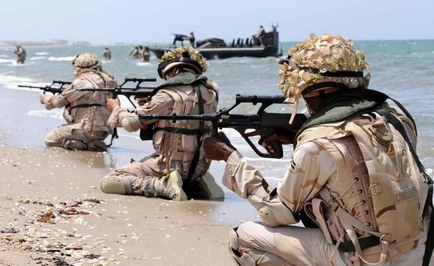 הצבא (צילום: twitter)