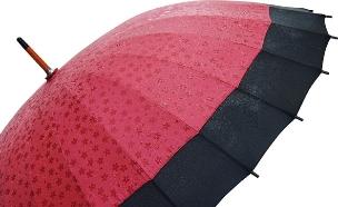 מטרייה יפנית (צילום: מתוך אמזון)