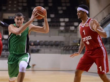 ניצחון ראשון לירושלים בהכנה (צילום: מיכה קיזנר, מכבי חיפה) (צילום: ספורט 5)