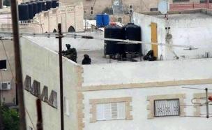 מעצר מבוקש בג'נין (צילום: חדשות 2)