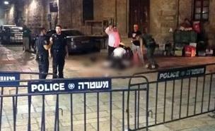 פיגוע בירושלים (צילום: חדשות 2)