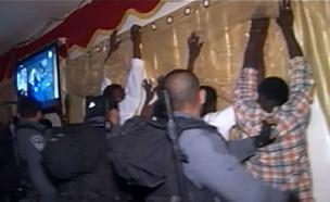 מעצר (צילום: חדשות 2)