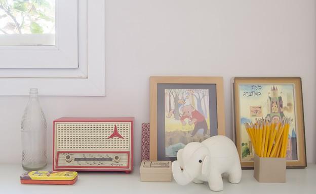 הדירה של מיקי וזיו, רדיו (צילום: עומרי אמסלם)