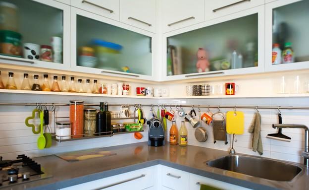הדירה של מיקי וזיו, ארונות מטבח (צילום: עומרי אמסלם)