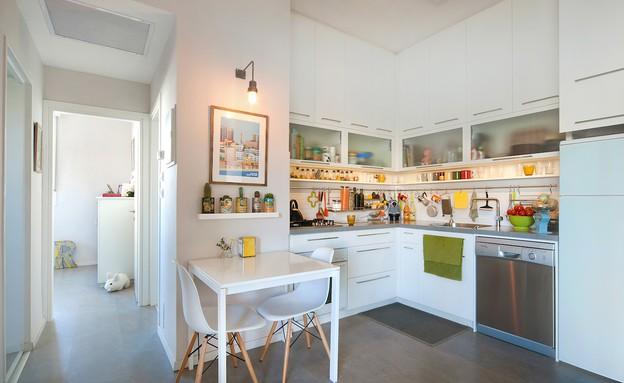 הדירה של מיקי וזיו, מטבח (צילום: עומרי אמסלם)