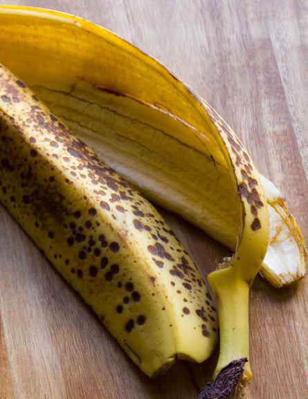 קליפות בננה (צילום: thinkstock)