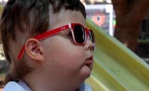 ילד חולה סרטן (צילום: חדשות 2)