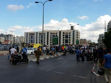 הפיגוע בתל אביב