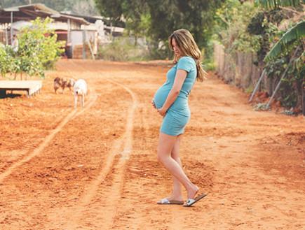 מור - צילומי הריון