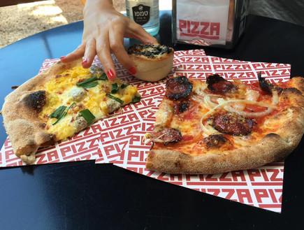PIZZA אזורי חן בוקנציני (צילום: ג'רמי יפה, אוכל טוב)