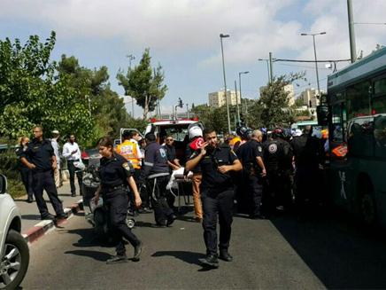 פיגוע דקירה בירושלים