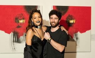 ריהאנה ורועי נחום (צילום: אימג'בנק/GettyImages, getty images)