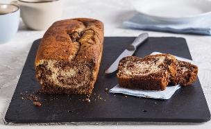 עוגת שיש (צילום: אסף אמברם, אוכל טוב)
