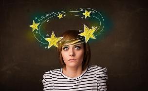 סחרחורת (אילוסטרציה: Shutterstock, מעריב לנוער)