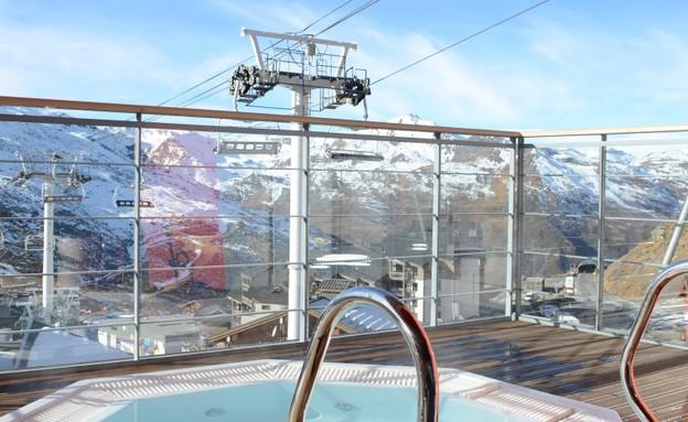 מועדון סקי בצרפת (יח``צ: קלאב מד)