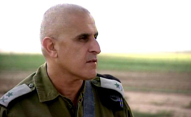 סמי תורג'מן אלוף עזה (צילום: חדשות 2)
