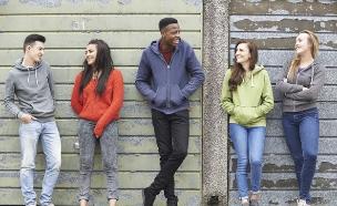 בני נוער (צילום: Shutterstock, מעריב לנוער)