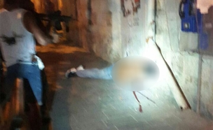 פיגוע בתחנה המרכזית בירושלים (צילום: חדשות 2)