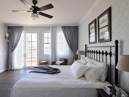 עיצוב חדר  שינה רינה דוקטור, טקסטיל אורית טראוב