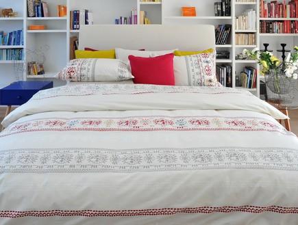 עיצוב חדר שינה, פוקס הום, קולקציית סתיו חורף 2016.  (צילום: שי  אדם)