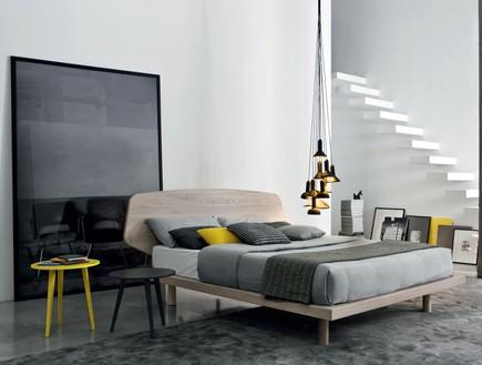 עיצוב חדר שינה, רשת רהיטי Rossetto. (צילום: יחצ חול)
