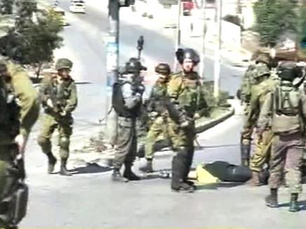 תיעוד מזירת הפיגוע