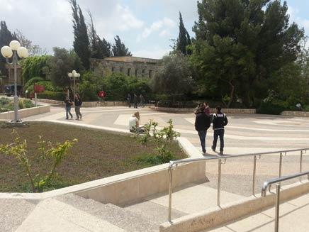 האוניברסיטה העברית (ארכיון)