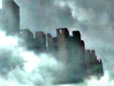 עיר בשמיים (צילום: יוטיוב)