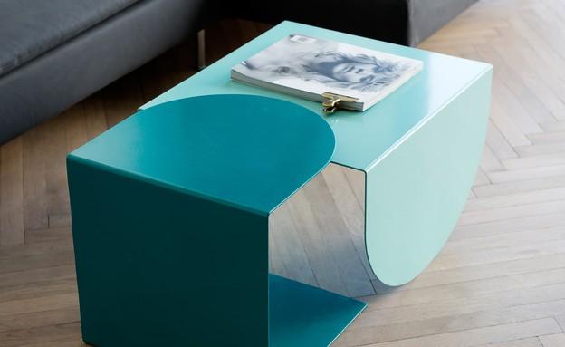 שולחן סלון (צילום: גדעון לוין)