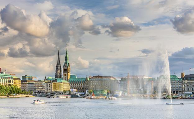המבורג, גרמניה (צילום: אימג'בנק / Thinkstock)