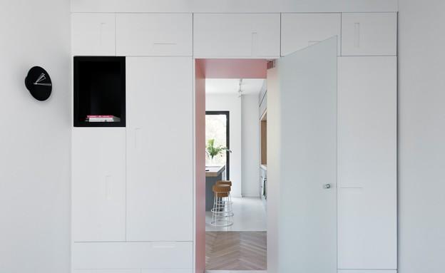 דלת (צילום: גדעון לוין)