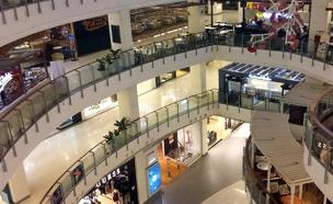 גל הטרור משפיע גם על הקניות (צילום: חדשות 2)