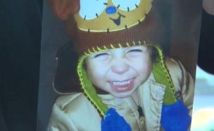 הילד שנהרג, איין גונזלס (צילום: sky news)