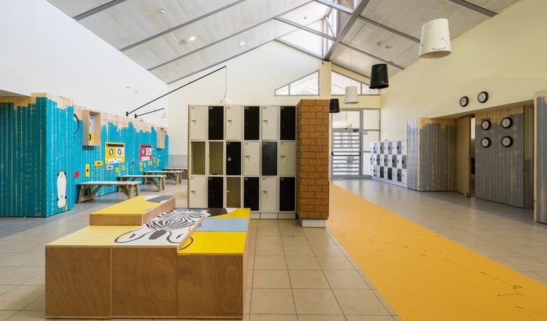 בית ספר חיטה (צילום: יואב פלד - Peled studios)
