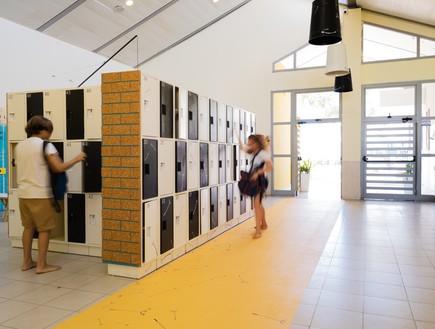 בית ספר חיטה, לוקרים (4)