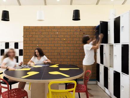 בית ספר חיטה, שולחן (1)
