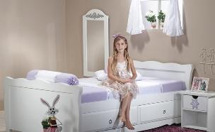 חדר ילדים עצמל'ה (צילום: ישראל כהן)