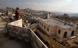 ייכלל במפה. היישוב היהודי בחברון (צילום: רויטרס)