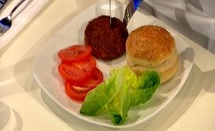 גם ההמבורגרים מזיקים? (צילום: חדשות 2)
