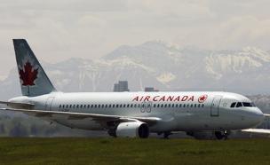 מטוס אייר קנדה, ארכיון (צילום: רויטרס)