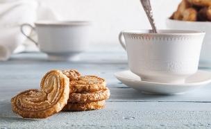 עוגיות אוזני פיל (צילום: אסף אמברם, אוכל טוב)
