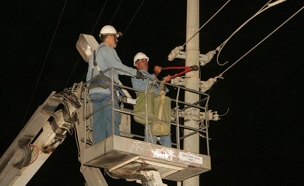 עובדי חברת החשמל