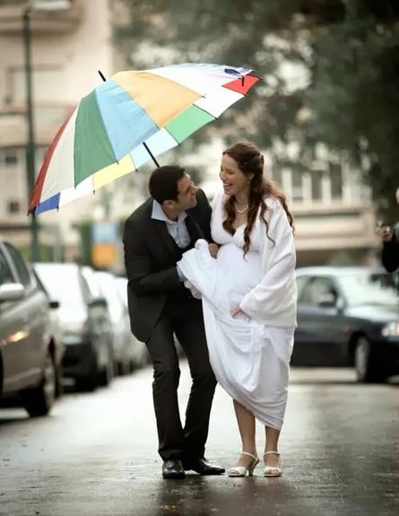 חתונת חורף (צילום: דייב סוויני)