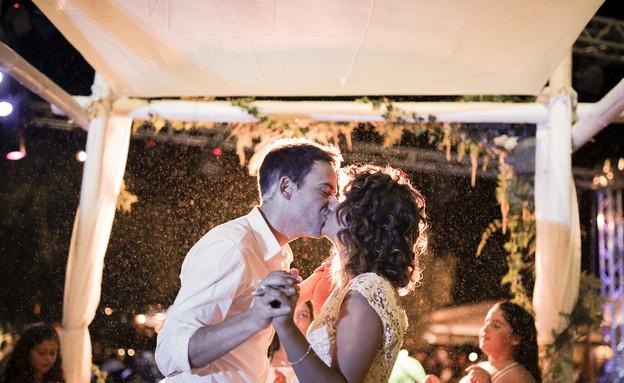 חתונת חורף (צילום: נדב בורלא, we צלמים)