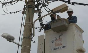 'כתב אישום' נגד חברת החשמל