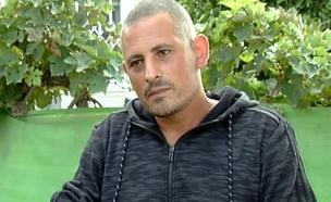 רונן כהן, קצין שבס החשוד בלינץ' באריתראי בבש (צילום: חדשות 2)