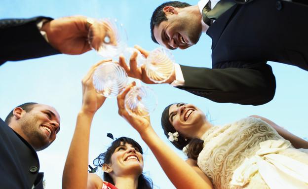 חתונה של חבר קרוב (צילום: Thinkstock)