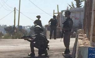 """צה""""ל השתמש בגז לפיזור מהומות. תמונת ארכיון"""