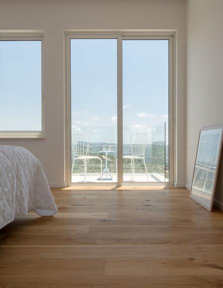 חדר שינה גובה (צילום: איתי אבירן)
