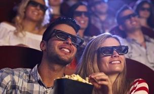 צופים בתלת מימד בקולנוע (אילוסטרציה: nyul, Thinkstock)
